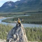 Mountain River Canoe Trip, NWT, Canada