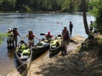 St Croix River Canoeing and Camping
