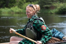 Allagash Canoe Trip Registered Maine Guide